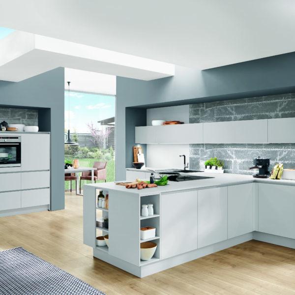 Grifflose Küchen – Wilkens Teamwork GmbH